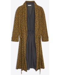 Balenciaga - Double Kaftan Dress - Lyst