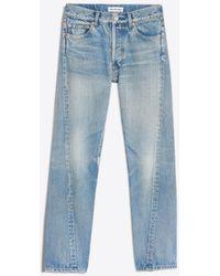Balenciaga - Twisted Leg Jeans - Lyst