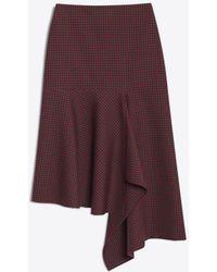 Balenciaga - Godet Skirt - Lyst