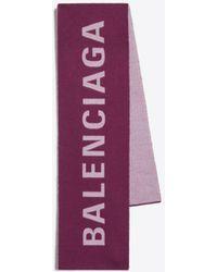 Balenciaga - Scarf - Lyst