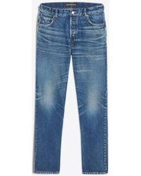 Balenciaga - 5 Pockets Jeans - Lyst