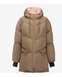 Bally | Nylon Taffeta Puffer Jacket | Lyst