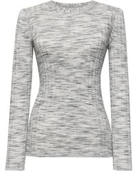70bc9ae7ce6 Lyst - Banana Republic Machine-washable Wool-cashmere Sweater Tunic ...
