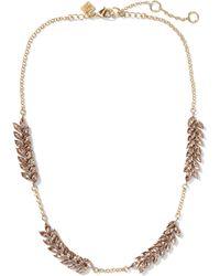 Banana Republic - Autumn Wheat Short Necklace - Lyst