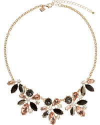 Banana Republic Factory - Stone Statement Necklace - Lyst