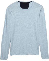 Banana Republic Factory - Moisture Wicking T Shirt - Lyst