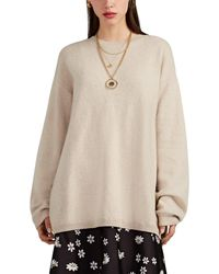 By. Bonnie Young - Cashmere-blend Oversized Crewneck Sweater - Lyst