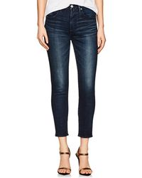 Moussy - Rebirth High-rise Skinny Jeans - Lyst