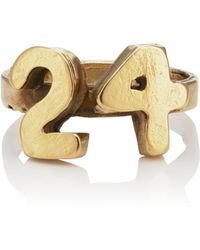Judy Geib - Lucky Number 24 Ring - Lyst
