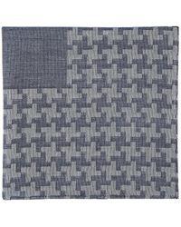 Simonnot Godard - Geometric-pattern Cashmere - Lyst