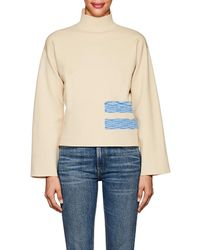 Nomia - Intarsia-striped Mock - Lyst