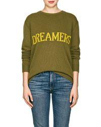 Alberta Ferretti - dreamers Wool - Lyst