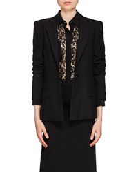 Givenchy - Wool One-button Blazer - Lyst