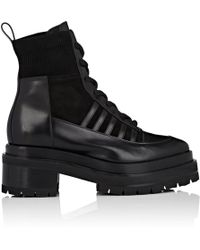Pierre Hardy - Nevada Black Ankle Boots - Lyst