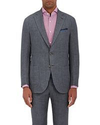 Isaia - Linen Two - Lyst
