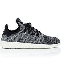 adidas - Tennis Hu Primeknit Sneakers - Lyst