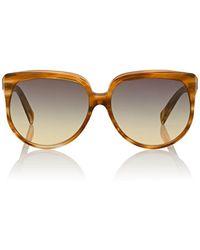 Céline - Oversized Cat-eye Sunglasses - Lyst