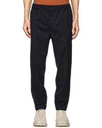 Barena - Worsted Wool Tuxedo Pants - Lyst