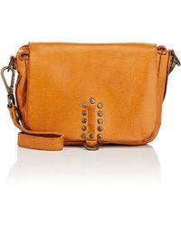 Campomaggi - Micro Leather Crossbody Bag - Lyst