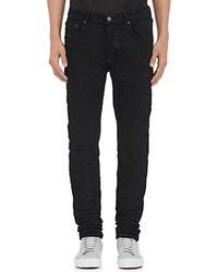 Purple - P001 Slim Jeans - Lyst