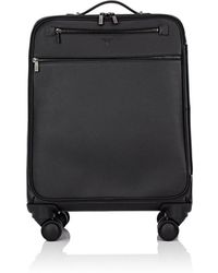 Serapian - Evolution 21 Leather Carry-on Trolley - Lyst