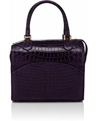 Stalvey - Frances Speedy Alligator Bag - Lyst