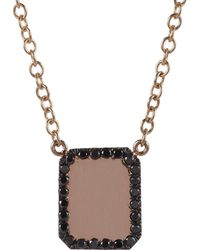 Finn - Black Diamond & Rose Gold Looking - Lyst