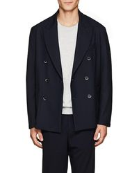 Barena - Plain-weave Double-breasted Sportcoat - Lyst