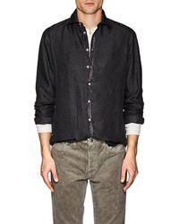 Massimo Alba | Paisley Silk Twill Shirt | Lyst