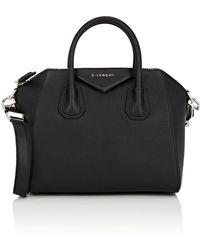 Givenchy - Antigona Small Leather Duffel Bag - Lyst
