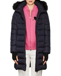 Herno - Fox-fur-trimmed Down-quilted Parka - Lyst