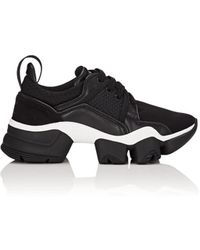 Givenchy - Mixed-material Sneakers - Lyst