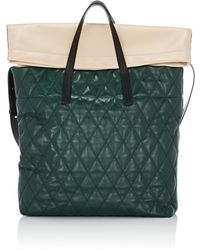 Givenchy - Jaw Large Leather Tote Bag - Lyst