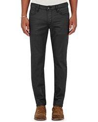 John Varvatos | Bowery Slim Straight Jeans | Lyst
