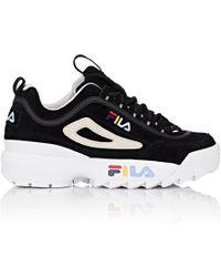 Fila - Disruptor Ii Nubuck Sneakers - Lyst