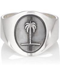 Miansai - Palm Tree Ring - Lyst