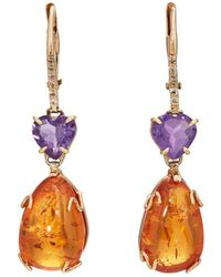 Sharon Khazzam - Lisa Earrings - Lyst