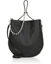 Alexander Wang - Roxy Leather Hobo - Lyst