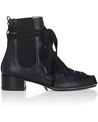 Altuzarra - Espadrille Leather Chelsea Boots - Lyst