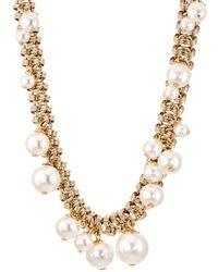 Lanvin - Imitation-pearl - Lyst
