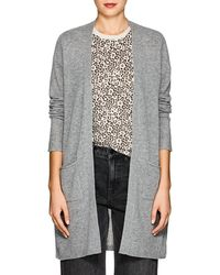 ATM - Cashmere Open-front Cardigan - Lyst