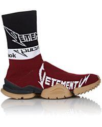 Vetements - Sock Runner Knit Sneakers - Lyst