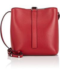 Proenza Schouler - Frame Leather Crossbody Bag - Lyst