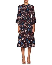 Erdem - Carwen Floral Dress - Lyst
