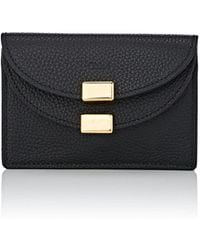 Chloé - Georgia Small Leather Wallet - Lyst