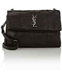 Saint Laurent - Monogram West Hollywood Medium Leather Shoulder Bag - Lyst