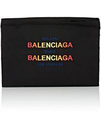 Balenciaga - Explorer Medium Zip Pouch - Lyst