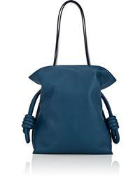 Loewe | Flamenco Knot Leather Bag | Lyst