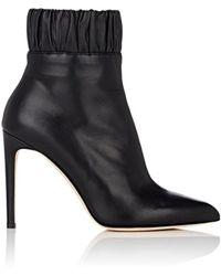 Chloe Gosselin - Gathered Ankle Boots - Lyst