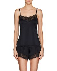 Hanro - Laila Lace-trimmed Camisole - Lyst